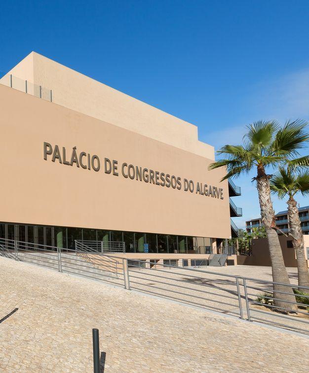 NAU Salgados Palace Congress Center GHOTW
