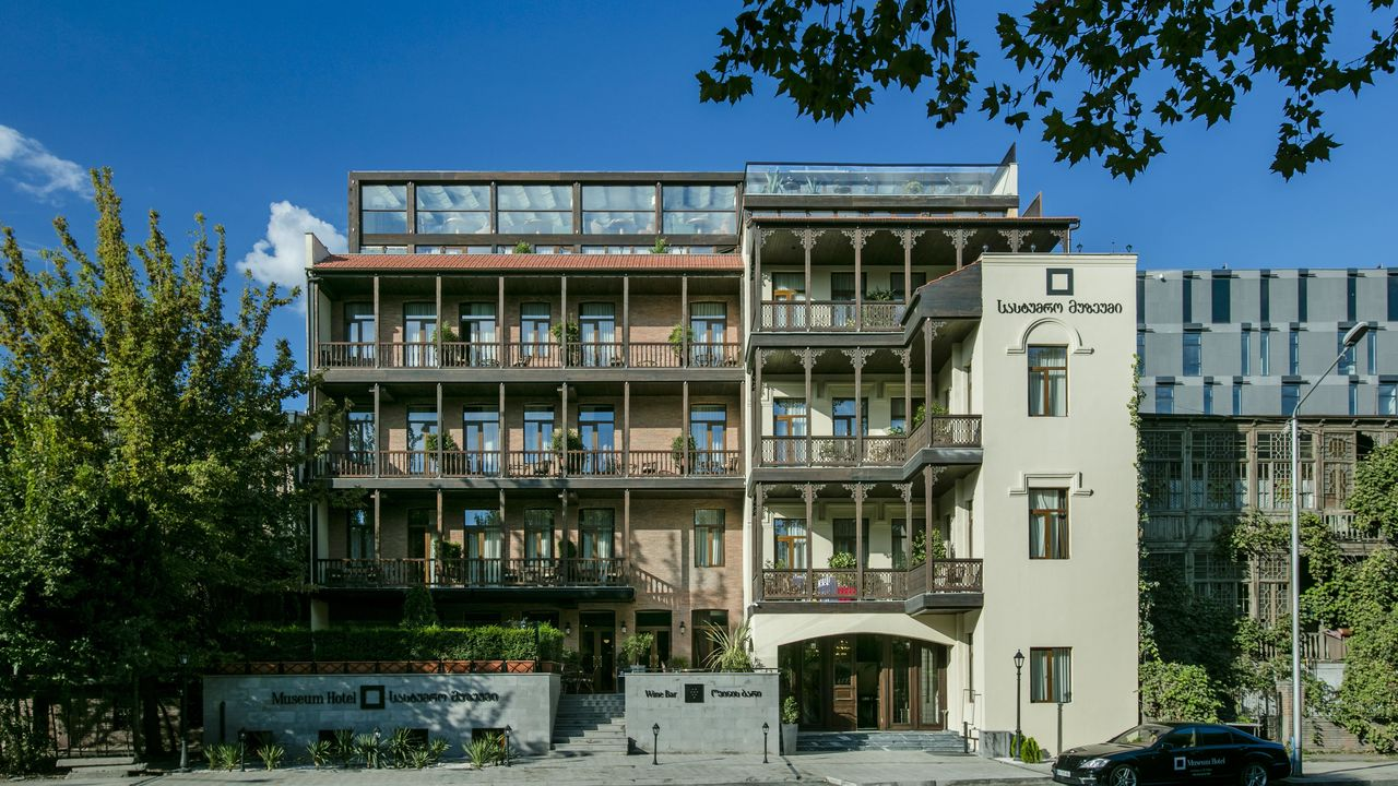 Museum Hotel Orbeliani